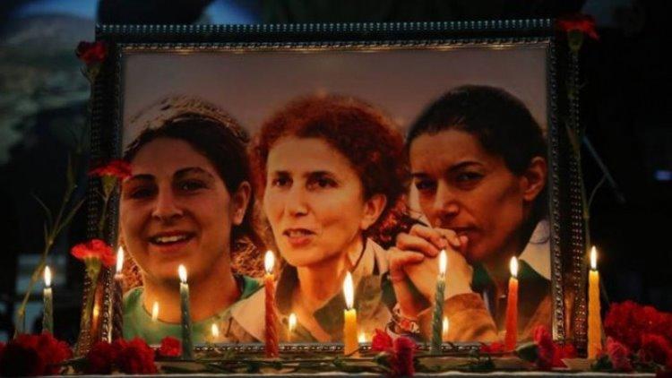 Paris'te üç Kürt kadın siyasetçinin öldürülmesine ilişkin soruşturma yeniden açıldı