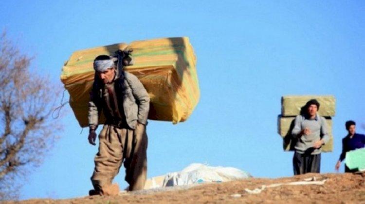 İran güçleri Piranşar'da Kürt kolberlere saldırdı
