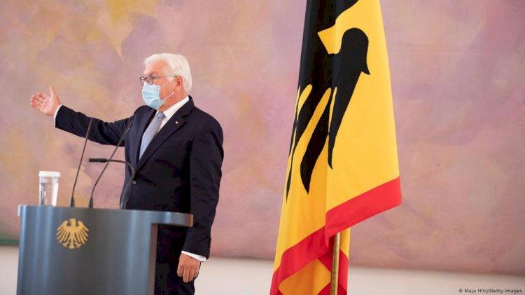 Almanya Cumhurbaşkanı: 'Yahudilere karşı nefrete müsamaha göstermeyeceğiz'