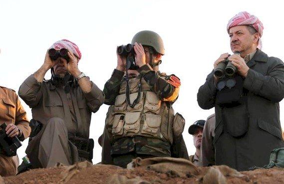 Dünya basını, Mesut Barzani'yi IŞİD'e karşı bizzat savaşan tek lider olarak tanımladı
