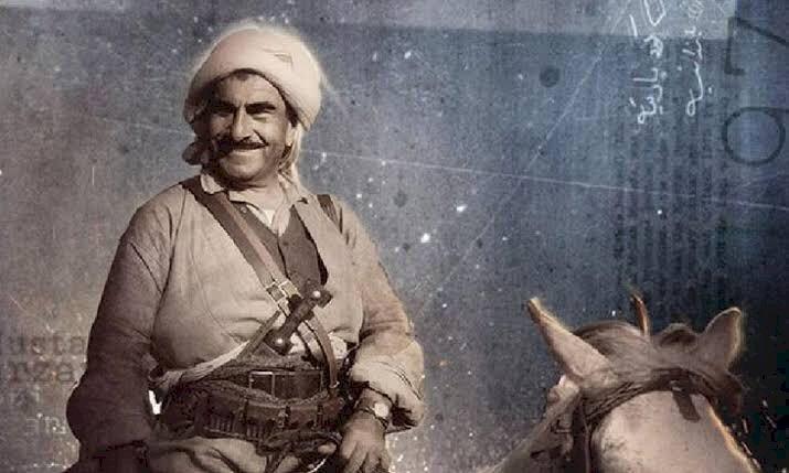 Bugün büyük Kürt lider Mela Mustafa Barzani'nin vefatının 42'inci yıldönümü