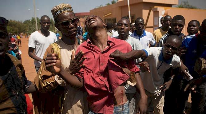 Burkina Faso'da terör saldırısı! En az 100 ölü