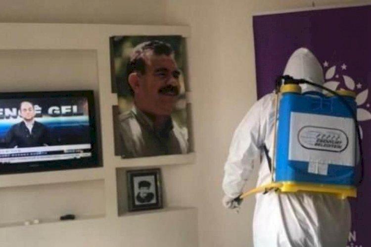 HDP ilçe binasında Öcalan posteri asılmasına 25 yıl hapis istemi