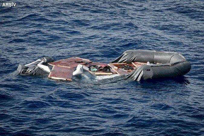 Akdeniz'de göçmen teknesi battı: 43 kişi kayıp