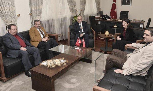 Hatip Dicle: Erdoğan çözüm sürecini Ergenekon ve MHP'nin dayatmasıyla bitirdi