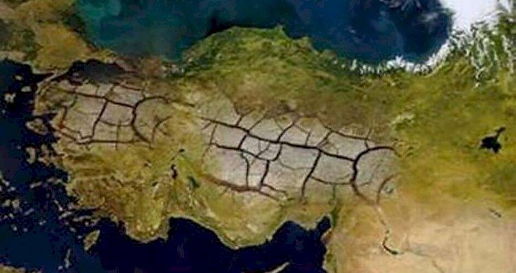 Meteoroloji Genel Müdürlüğü'nden korkutan kuraklık haritası: Olağanüstü bir durum...