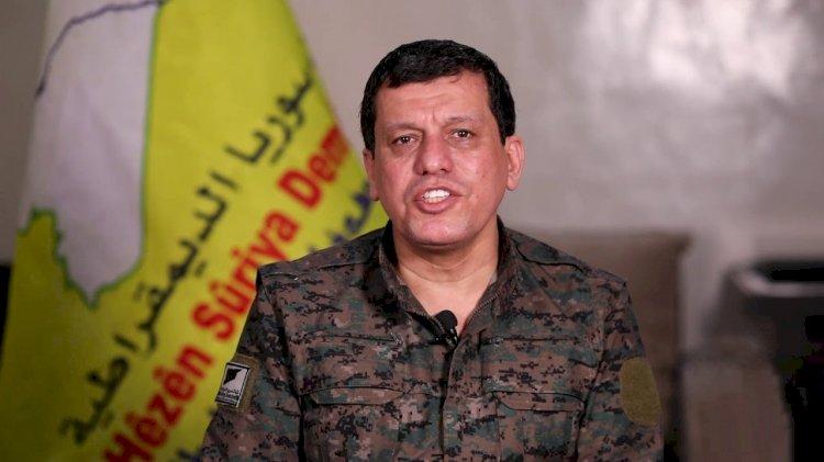 Mazlum Abdi'den 'Afrin'de toplu mezar' tepkisi