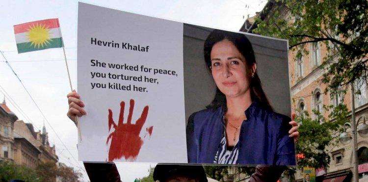 ABD'den Kürt siyasetçi Hevrin Halef'i katledenlere yaptırım kararı