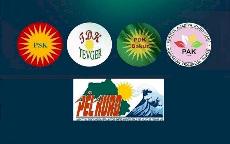 Kürt parti ve hareketler: Tüm Kürtler ortak tutum almalı
