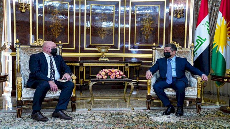 Finlandiyalı Büyükelçi: Kürdistan'ı desteklemeye devam edeceğiz