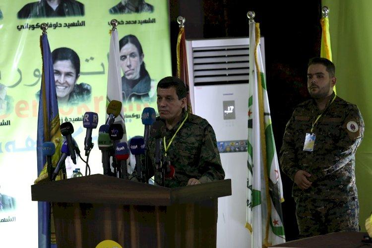 Mazlum Abdi: Şam hükümetinin güçlerimize dair açıklamaları kabul edilemez