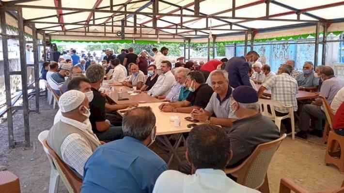 PSK, PAK ve PDK-Bakur'dan Dedeoğulları ailesine taziye ziyareti