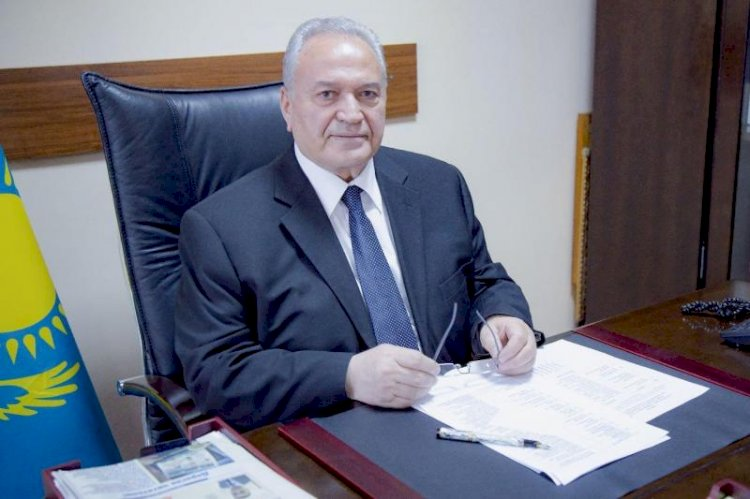 Prof. Dr. Kinyaze İbrahim Mirzoyev hayatını kaybetti