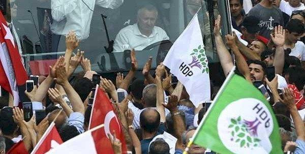 MetroPOLL Araştırma'dan muhalefete 'Kürt seçmen' uyarısı