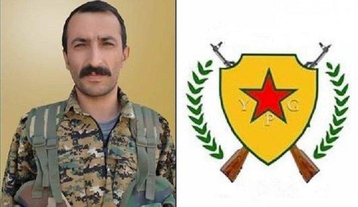 YPG'li komutan SİHA saldırısında hayatını kaybetti