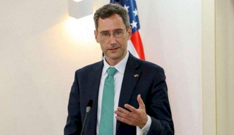 ABD'li üst düzey heyet DSG yetkilileriyle görüştü