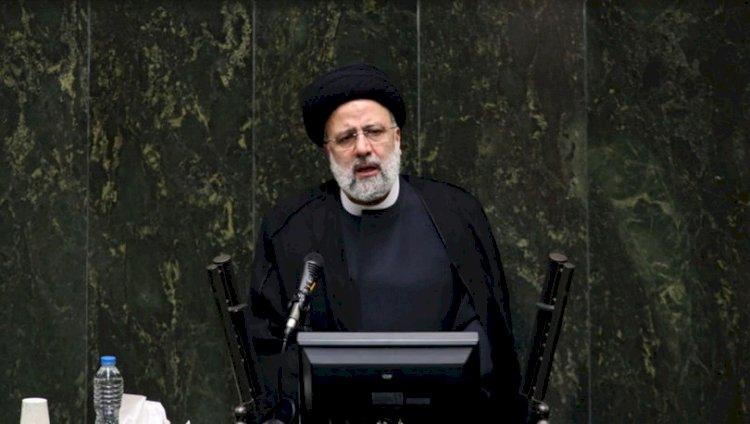 İran Cumhurbaşkanı Reisi'den 'Batı ile müzakere' açıklaması