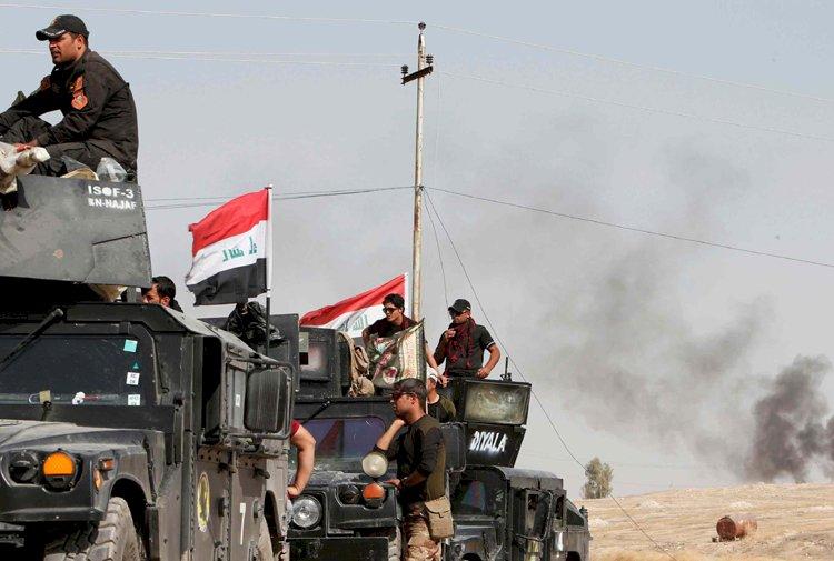 Mahmur'da 3 Irak askeri öldürüldü