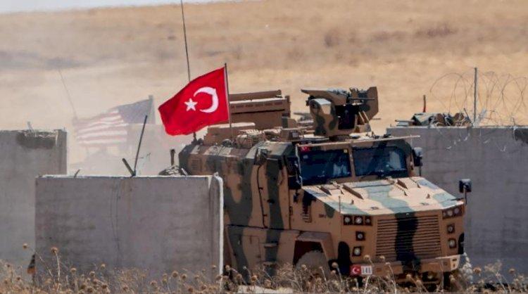 Suriye'de TSK üs bölgesine roketli saldırı