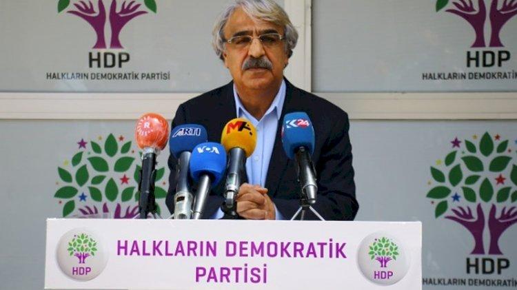 Mithat Sancar: Ortak aday fikrine açığız