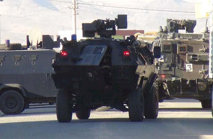 Mardin'de operasyon: Sokağa çıkma yasağı ilan edildi