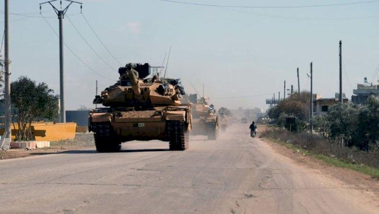 İdlib'de Türk askerlerine saldırı: 2 ölü, 3 yaralı