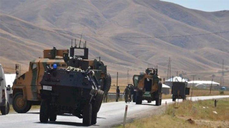 Bitlis'in 9 köyünde sokağa çıkma yasağı