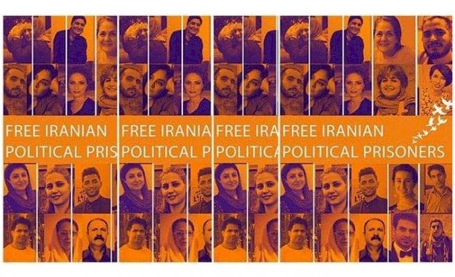 İran'daki siyasi mahkumlar için acil çağrı