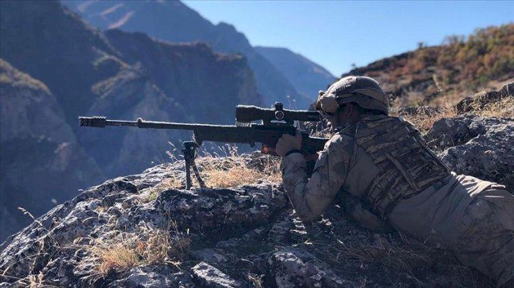 Diyarbakır'da askerlerle PKK'liler arasında çatışma