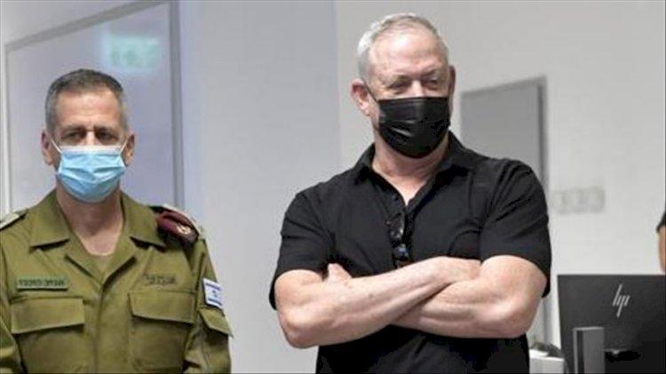 İsrail Savunma Bakanı Gantz: İran milislere gelişmiş İHA eğitimi veriyor