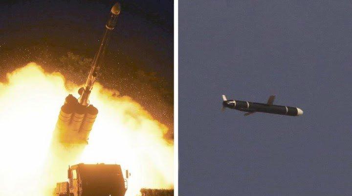 Kuzey Kore, yeni tip uzun menzilli füze denemesi yaptı