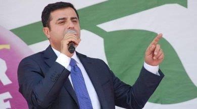 Demirtaş'tan seçim açıklaması: Bir rejim değişikliği hedefleniyor
