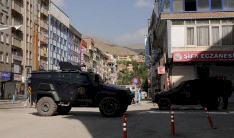 Hakkari'de gösteri ve yürüyüşler 15 gün süreyle yasaklandı