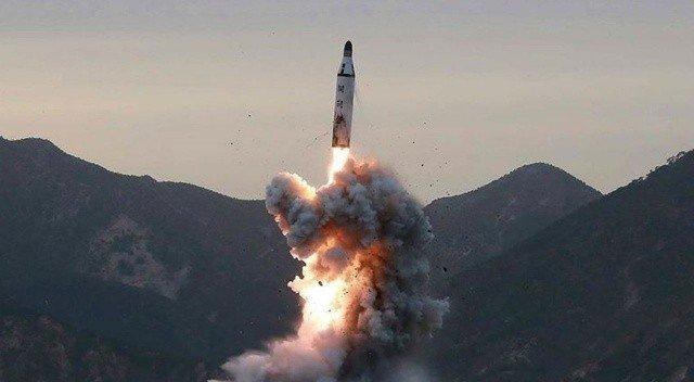 Japonya: Kuzey Kore yeni füze denemesi yaptı
