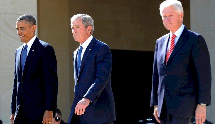 Eski ABD başkanları, Afgan mültecilere yardım için bir araya geldi