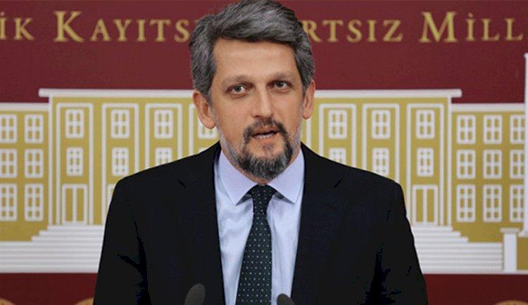 HDP'li Paylan: Millet İttifakı'nın parçası olmak istemiyoruz